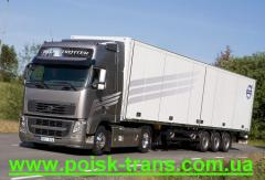 Transportation of combined freights cheap