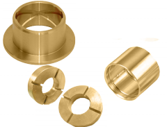 Centrifugal molding of brass Kharkiv (Ukraine)