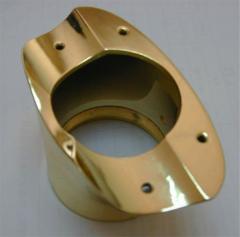 Molding of LS 59, L brass 63, LAZHMTS under