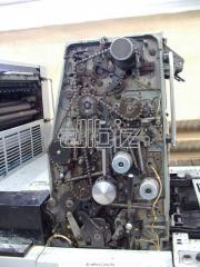 Восстановление деталей машин и механизмов