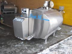 Оборудования для охлаждения молока (танки охладители молока, ванны охладители)