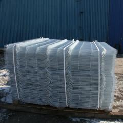 Galvanizing of metal products