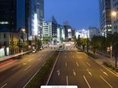 Строительство дорог, улиц, площадок