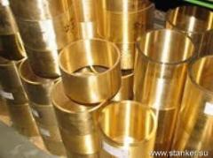 Литье бронзовое