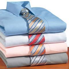 Стирка рубашек и брюк