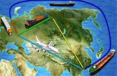 LKW-Beförderungen Ukraine - Europa - GUS -