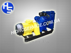 Repair of air compressors of series 2VU, 4VU,
