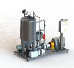 Design of the non-standard food equipment,