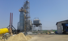 Repair of grain cleaning equipment