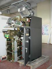 Repair of ATMs