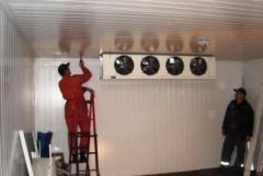 Консультации по обслуживанию холодильного оборудования