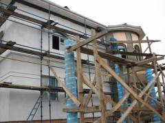 Front plaster works, Kharkiv