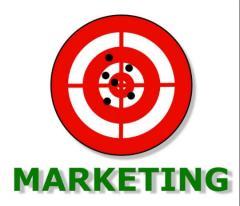 Послуги з маркетингу з використанням баз даних