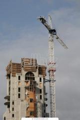 Строительство жилых комплексов