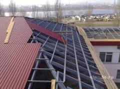 All types of roofing works in Chernihiv
