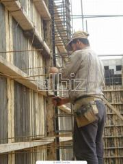 Installation and construction works