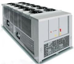 Установка систем централизованного холодоснабжения