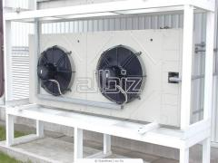 Установка вентиляционных систем
