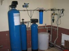 Сервисное обслуживание систем водоподготовки