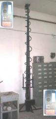 Masts are antenna telescopic