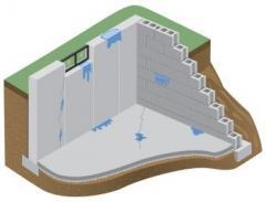 Восстановление структруно поврежденного бетона