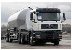 Automobile cargo transportation Donetsk