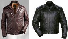 Покраска кожаной куртки, штанов, восстановление