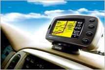 GPS-мониторинг передвижения автотранспорта