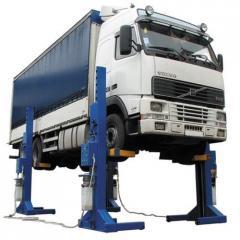 Ремонт грузовых автомобилей, Мелитополь