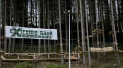 Creation of rope parks to Kiev, Ukraine