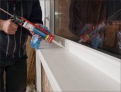 Installation of metalplastic windows Chernihiv
