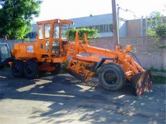 Lease of graders | Antstroy Construction company