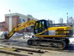 Services of the excavator loader | Antstroy