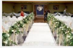 Авторский дизайн интерьеров, оформление свадебных залов