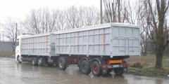 Gidrofikation of trucks