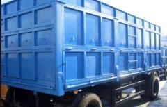 Modernization of a body of trucks