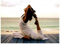 Обучающие курсы йоги.Йога для начинающих