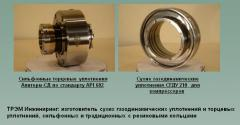 MS (RU)----Face sealing materials and the
