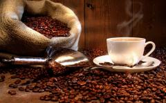 Roasting of coffee under Private Label (under your