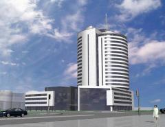 Эксплуатация бизнес-центров