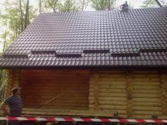 Строительно-монтажные работы - строительство срубов