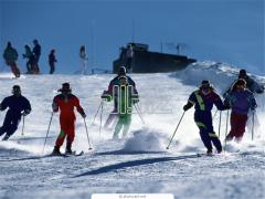 Услуги горнолыжных трасс