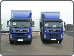 International automobile transport (broker)