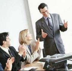 Поиск партнеров,  проверка их финансового...