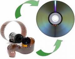 Digitization of films