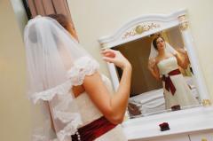 Wedding photographing, the wedding photographer in