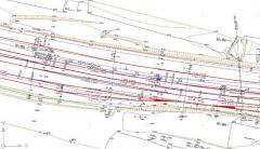 Векторизация|оцифровка| планов | карт| оцифровка|