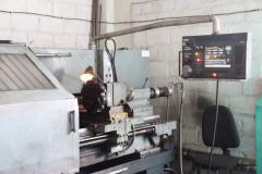 Turning on machines with ChPU