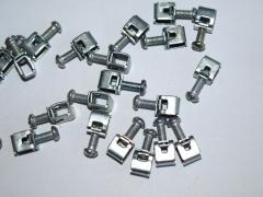 Mechanoprocessing of metals under the order