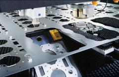 Контурная вырубка изделий листа 0,8-3 мм на координатно-пробивном прессе TRUMPH от Домион-тех